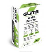 Шпатлевка полимерная финишная ГЛИМС ВайтПолимер  20кг