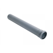 Канализационная труба 50 мм длина 3 м