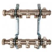 Гребенка для отопительных приборов Oventrop Multidis SH, на 5 контуров