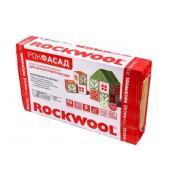 Утеплитель Rockwool Рокфасад, 1000x600х50 мм (4 плиты/2.4 м2)