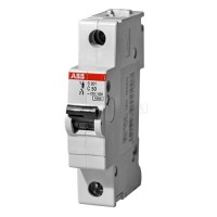 ABB 1P SH201L- C50A Автоматический Выключатель