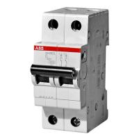 ABB 2P SH202L C25A Автоматический Выключатель