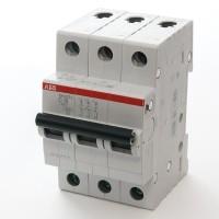 ABB 3P SH203L C16A Автоматический Выключатель