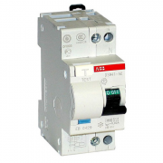 DSH941R C25А/30мA Дифференциальный автомат ABB