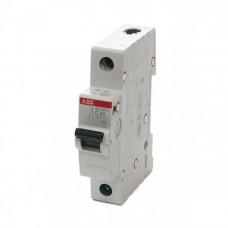ABB 1P SH201L- C40A Автоматический выключатель