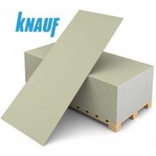 2500х1200х9.5мм Гипсокартонный лист Knauf