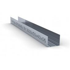 Кнауф ПН 50x40мм профиль направляющий для ГКЛ