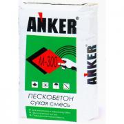 Пескобетон М 300 Анкер 40кг