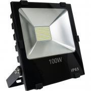 Прожектор 100W Светодиодный холодный белый