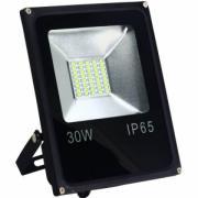 Прожектор 30W Светодиодный холодный белый