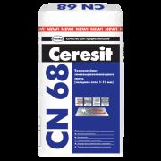 Самовыравнивающаяся смесь Ceresit CN68