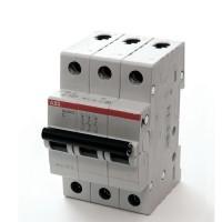 ABB 3P SH203L C63A Автоматический Выключатель