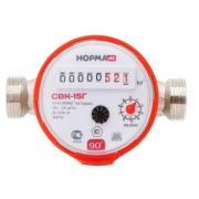 Счетчик для горячей воды Норма ИС, D15 мм
