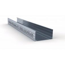 Кнауф ПН 100x50мм профиль направляющий для ГКЛ