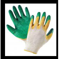 Перчатки ХБ с двойным обливом