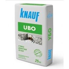 Стяжка пола Knauf УБО цементная легкая 25 кг