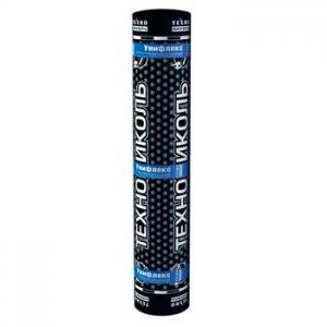 Рулонная гидроизоляция Технониколь Унифлекс ЭПП, 1х10 м