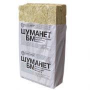 Звукоизоляция Шуманет-БМ, 1200х600х50 мм (4 плиты/2.88 м2)