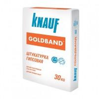 Штукатурка гипсовая Кnauf Гольдбанд, 30 кг