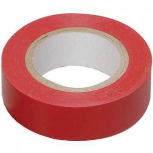 Изолента ПВХ (красная)