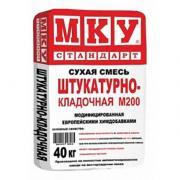 МКУ М200 Монтажно-кладочная смесь (40 кг)
